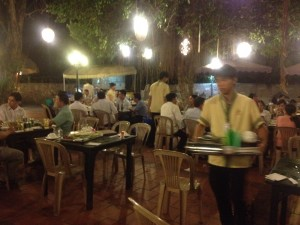 Not Saigon Street Food, Saigon River Food!