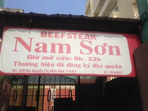 Bit Tet in Saigon