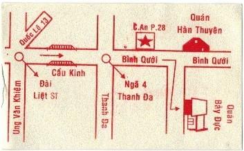 Quán Bảy Đực – Saigon's Best BBQ Chicken