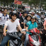 Saigon's Traffic